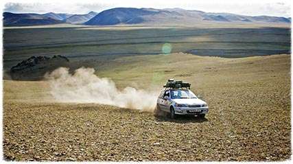 Mongol Rally 2019